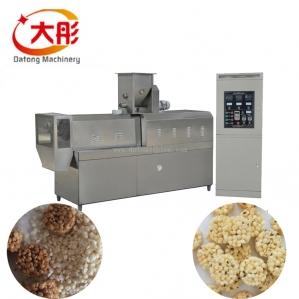 燕麦酥膨化机