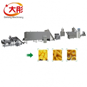 早餐谷物休闲食品生产线