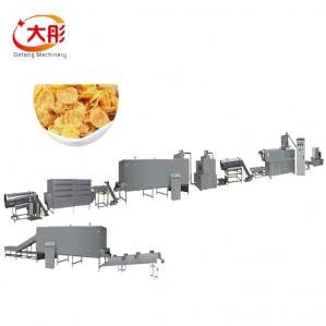 早餐粥玉米片生产线