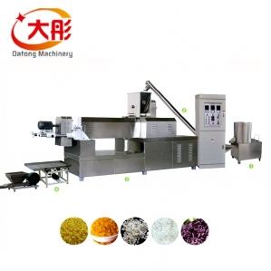 大彤大中型人造大米生产线 人造米食品膨化机