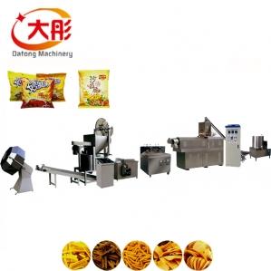 膨化油炸食品生产线
